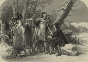 Roger Williams and the Narragansetts