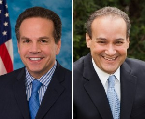 David Cicilline and Anthony Gemma