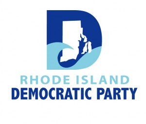 Logo for RI Democratic Party