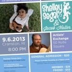 Tonight! Voices United presents Shelley Segal