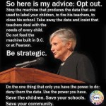 Say no to PARCC with the Caucus of Rank and File Educators