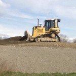 Capping work at Portsmouth's Island Park Landfill