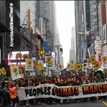 Notes from the People's Climate March