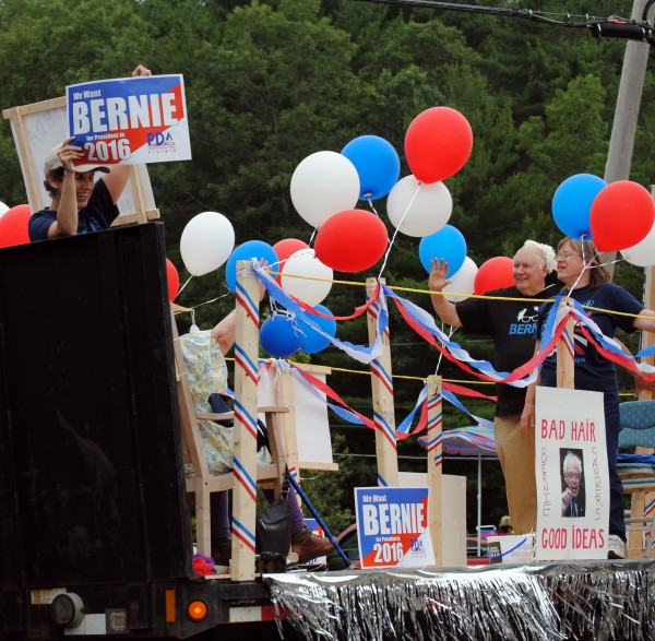 2015-07-04 Ancients & Horribles Parade 4490 Bernie