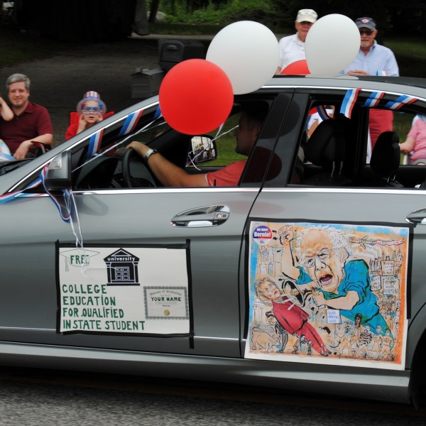 2015-07-04 Ancients & Horribles Parade 4541 Bernie