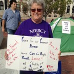 Activists oppose methane gas, fracking at RI State House