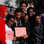 Violence, protest at Tolman leads to dialogue, opportunity for students