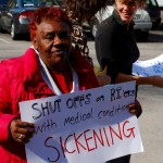 PUC protesters repelled by bureaucratic disinterest