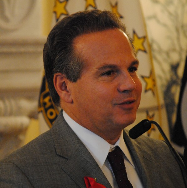 2015-11-30 World AIDS Day 002 David Cicilline