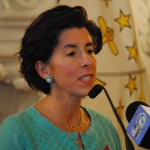 National advocacy groups call on Raimondo to drop power plant support