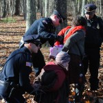 8 protesters arrested in Burrillville at Spectra expansion