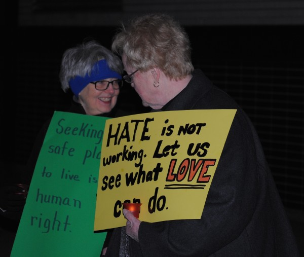 2015-12-10 Human Rights Day Vigil 001