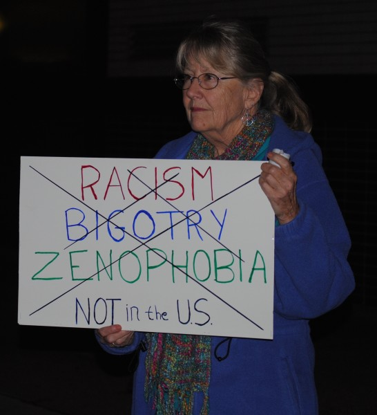 2015-12-10 Human Rights Day Vigil 003