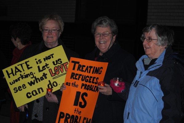 2015-12-10 Human Rights Day Vigil 005