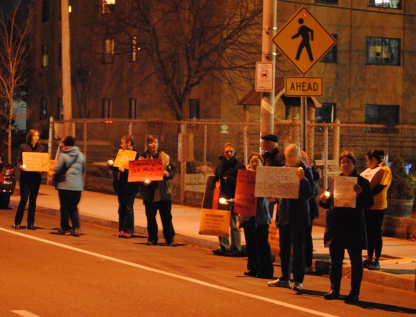 2015-12-10 Human Rights Day Vigil 009
