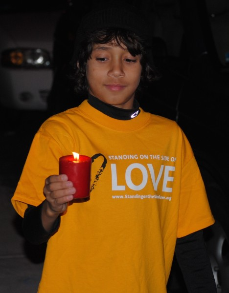 2015-12-10 Human Rights Day Vigil 019