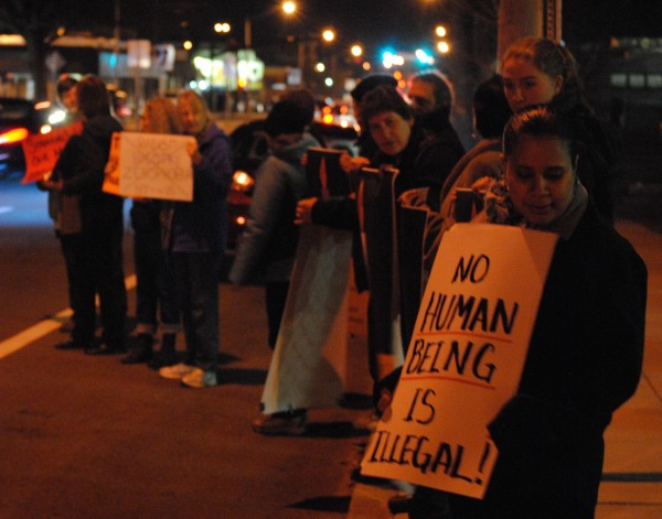 2015-12-10 Human Rights Day Vigil 020