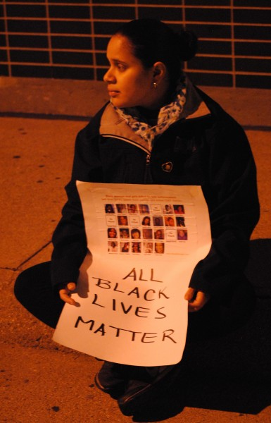 2015-12-10 Human Rights Day Vigil 033