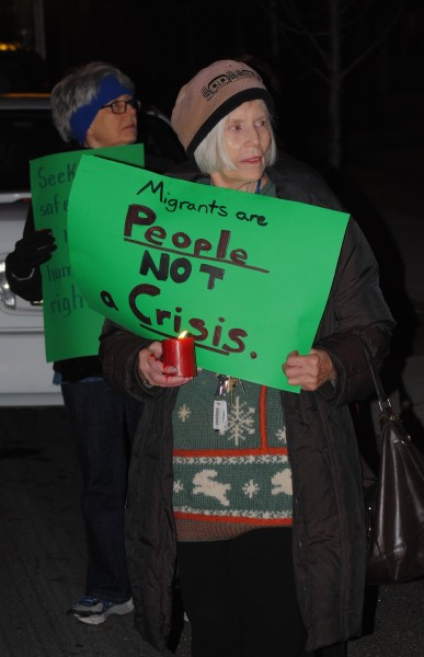2015-12-10 Human Rights Day Vigil 035