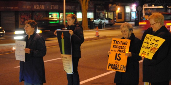 2015-12-10 Human Rights Day Vigil 039