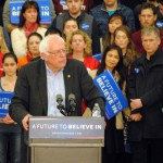 Bernie Sanders brings his political revolution to Worcester