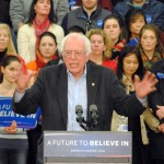 Bernie's Nevada loss fires up his base