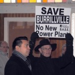Strong public opposition to Burrillville power plant at hearing