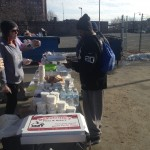 Activists distribute food to homeless despite municipal apathy