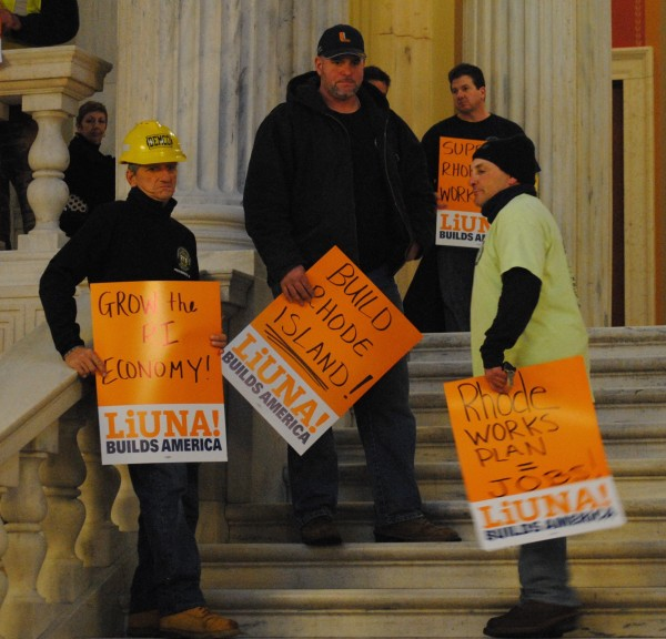 2016-02-03 Building Trades State House 005