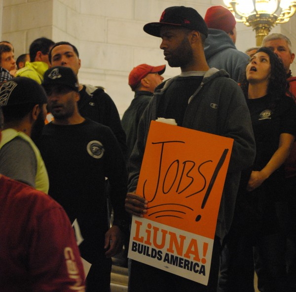 2016-02-03 Building Trades State House 019