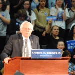 Sanders campaign: A defining moment