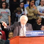Bernie's peaceful revolution stays in the fight, but he needs to make it personal