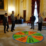 Power plant protesters take over State House state room
