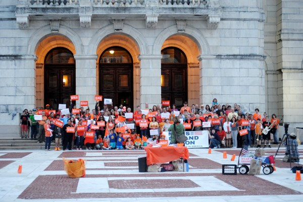 2016-06-02 Orange for Gun Violence 026