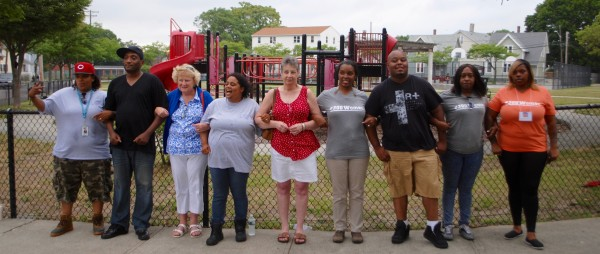2016-07-14 Lock Arms for Peace Pawtucket 002