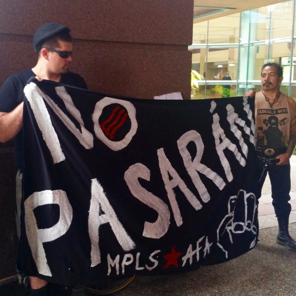 2016-08-19 MN Convention Center Protest 091
