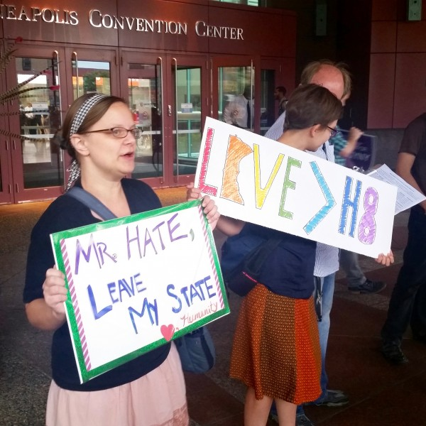 2016-08-19 MN Convention Center Protest 094