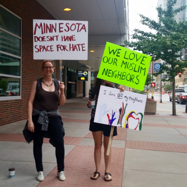 2016-08-19 MN Convention Center Protest 100