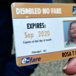 Senior/disabled bus pass re-qualification leads to long lines