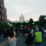 Providence holds solidarity march for National Prison Strike