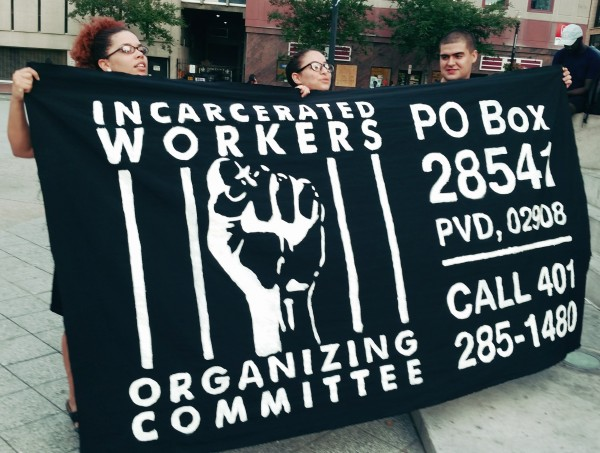 2016-09-10 Prison Strike Support Rally and March 06