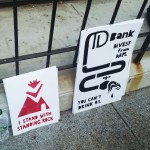 TD Bank finances the Dakota Access Pipeline, activists respond