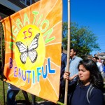 March for licenses for undocumented workers covers three cities