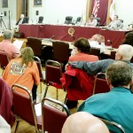 Burrillville residents speak at Woonsocket City Council meeting to prevent water sale to Invenergy