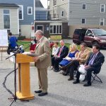 First Neighborhood Health Station breaks ground in Central Falls