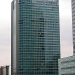 Barclays world headquarters in London, UK (via Wikipedia)