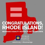 Marriage equality is here!