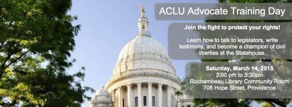 Advocate Training Day FB