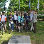 Taveras Bikes to City Hall, Creates Velo Comission