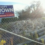 Scott Brown TV Ads Are Theater of the Absurd